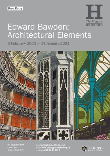 Edward Bawden: Architectural Elements