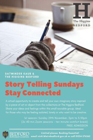 Story Telling Sundays